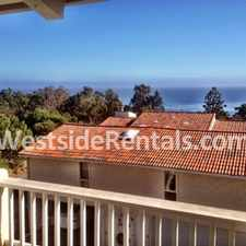 Rental info for Malibu Villas Townhouse