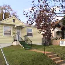 Rental info for 1357 Louisville Ave. in the Franz Park area