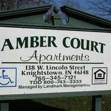 Rental info for Amber Court Apartments
