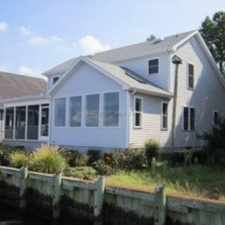 Rental info for 4 Bedroom Riverfront Home with Amazing Views for Winter Rental!