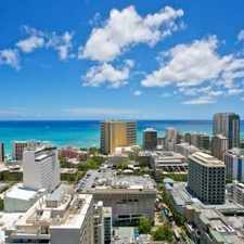 Rental info for 30% OFF SPECIAL!! Royal Kuhio Beautiful 2bd/2bth/1prk Penthouse in Waikiki