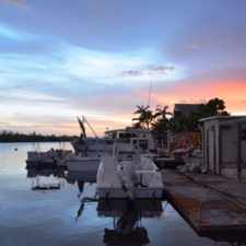 Rental info for Waterfront home on deep water canal!