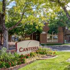 Rental info for Canterra at Fitzsimons in the Aurora area