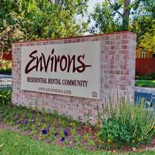 Rental info for Environs