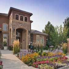 Rental info for Enclave at Belleview Station in the Denver area