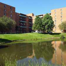 Rental info for Twin Lake Towers in the Denver area