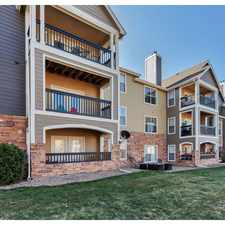 Rental info for The Pines at Castle Rock in the Castle Rock area