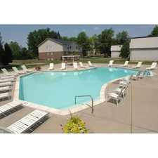 Rental info for Canterbury Woods Apartments in the Dearborn Heights area