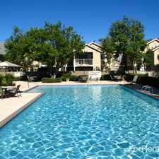 Rental info for Village Crossing At Chino Hills