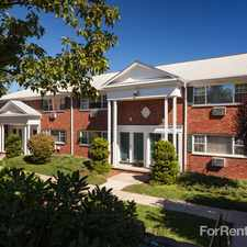 Rental info for Foxhall Apartments