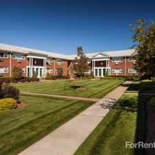 Rental info for Saddle Brook Apartments in the New York area