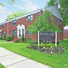 Rental info for Boulevard Apartments