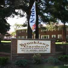 Rental info for Brooklawn Gardens
