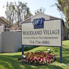 Rental info for Woodland Village