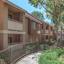 Rental info for Oak Tree Court Apartment Homes in the Fullerton area