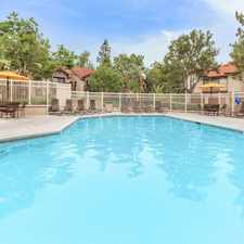 Rental info for Park Ridge Apartment Homes in the Mission Viejo area