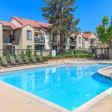 Rental info for Villa La Paz Apartment Homes in the Rancho Santa Margarita area