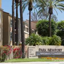 Rental info for Park Newport