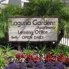 Rental info for Laguna Gardens