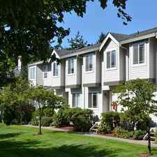 Rental info for Edgewood North