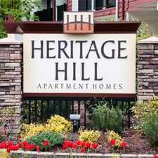 Rental info for Heritage Hills Apartments