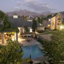 Rental info for Preston Hollow