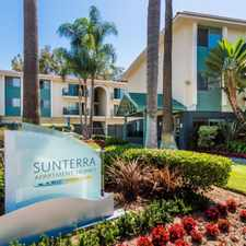 Rental info for Sunterra Apartment Homes