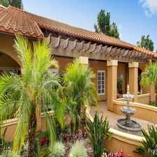 Rental info for Santa Fe Ranch Apartment Homes in the 92024 area