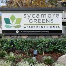 Rental info for Sycamore Greens