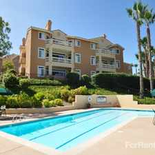 Rental info for Canyon Hills in the San Diego area
