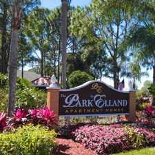 Rental info for The Park at Elland in the Clearwater area