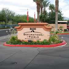 Rental info for Destinations Pueblo