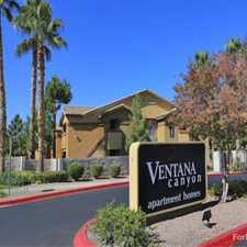 Rental info for Ventana Canyon