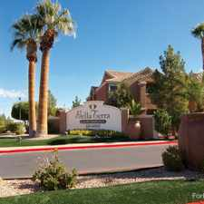 Rental info for Bella Terra in the Henderson area