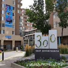 Rental info for 300 East 17th