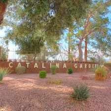 Rental info for Catalina Gardens