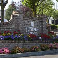 Rental info for Juniper Ridge