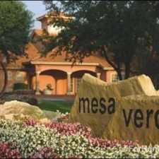 Rental info for Mesa Verde in the Austin area