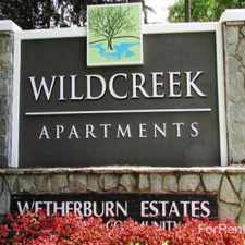 Rental info for Wildcreek in the Tucker area