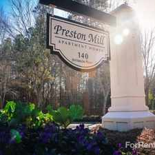 Rental info for Preston Mill