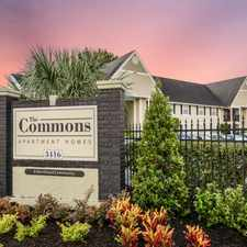 Rental info for Commons, The
