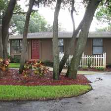 Rental info for Rosewood Apartments in the Tampa area