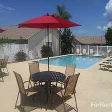 Rental info for Crystal Cove Villas in the Palm Harbor area