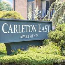 Rental info for Carleton East