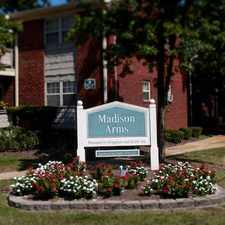 Rental info for Madison Arms Apts