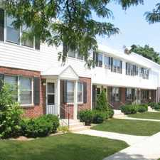Rental info for River Terrace Apartments in the Philadelphia area