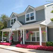 Rental info for Brookwood Apartments