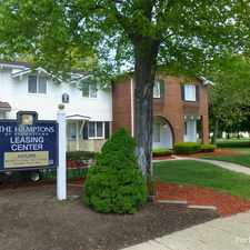 Rental info for Hamptons of Brownstown,The
