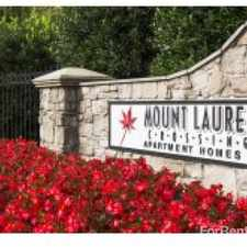 Rental info for Mount Laurel Crossing