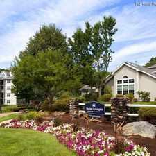 Rental info for Avalon At Lexington